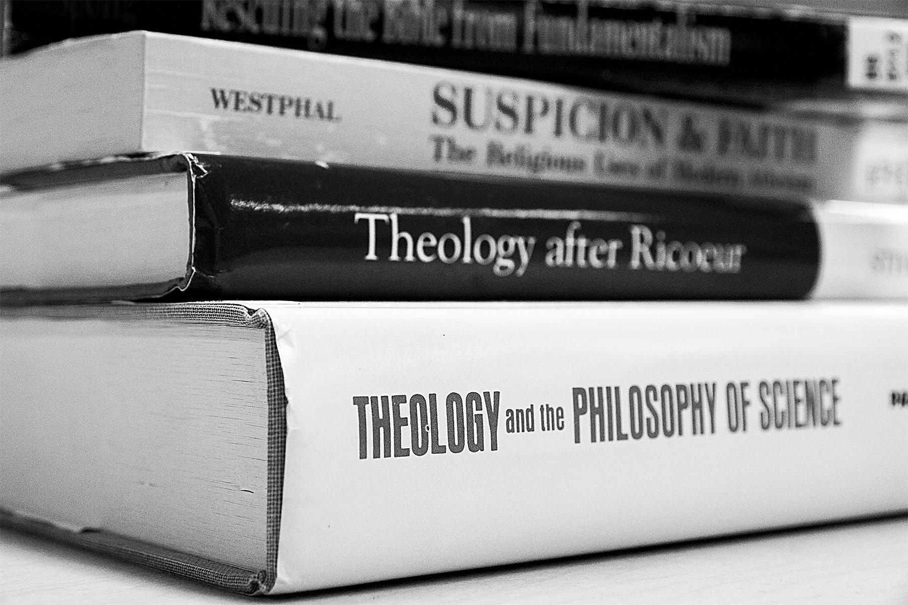 Theology-Books